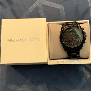 Michael Kors Blackout Watch